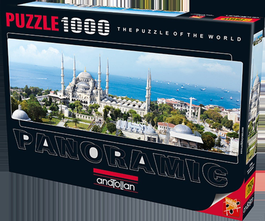 Anatolian Puzzle 1000 Piece - Sultan Ahmed Mosque Panoramic