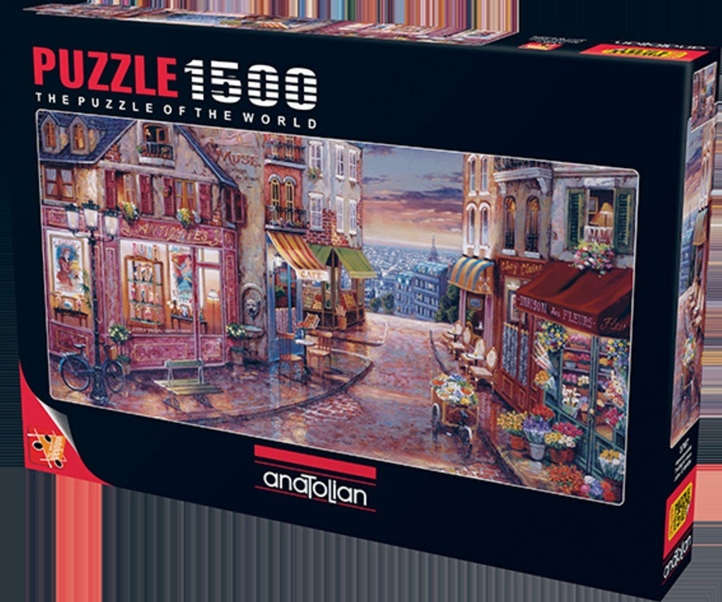Anatolian Puzzle 1500 Piece - Twilight View