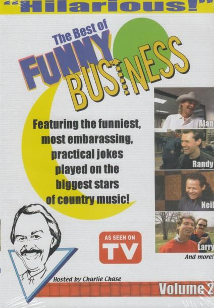 Best Of Funny Business Volume 2