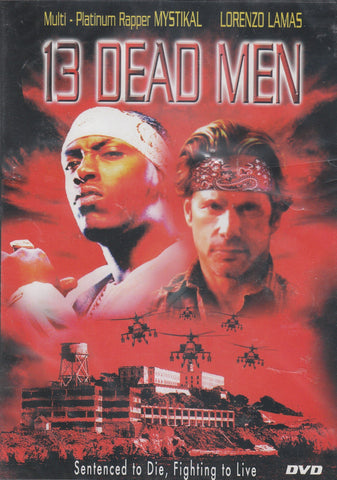13 Dead Men [Slim Case]