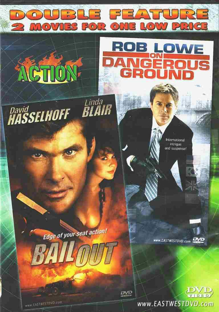 Bail Out / Dangerous Ground [Slim Case]