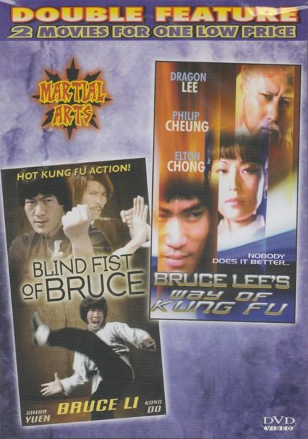 Blind Fist Of Bruce / Bruce Lee's Way Of Kung Fu