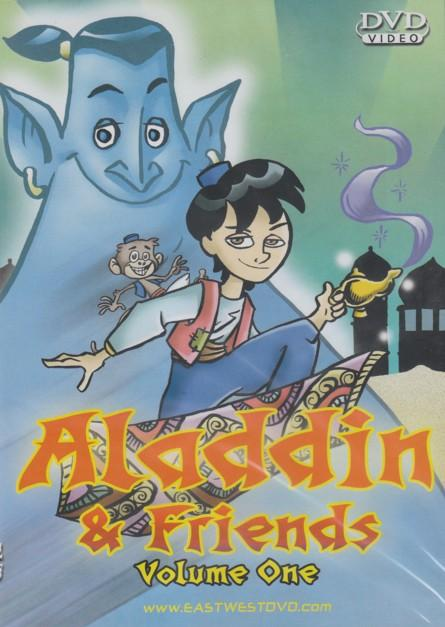 Aladdin & Friends Volume One [Slim Case]