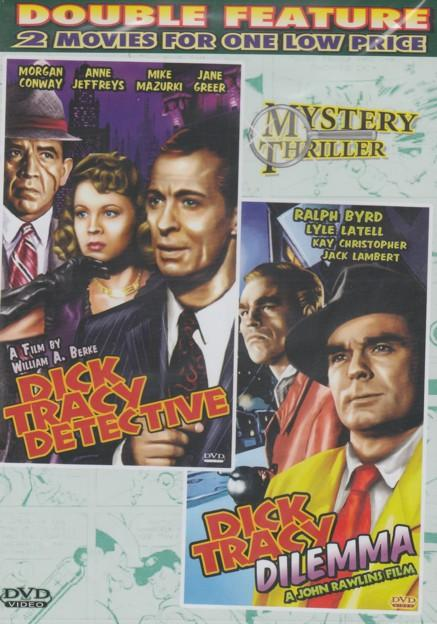 Dick Tracy Detective / Dick Tracy Dilemma [Slim Case]