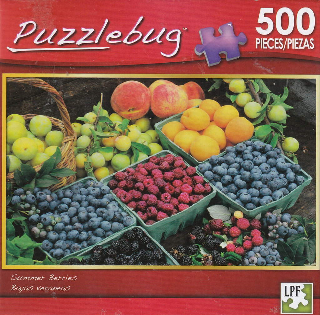 Puzzlebug 500 - Summer Berries