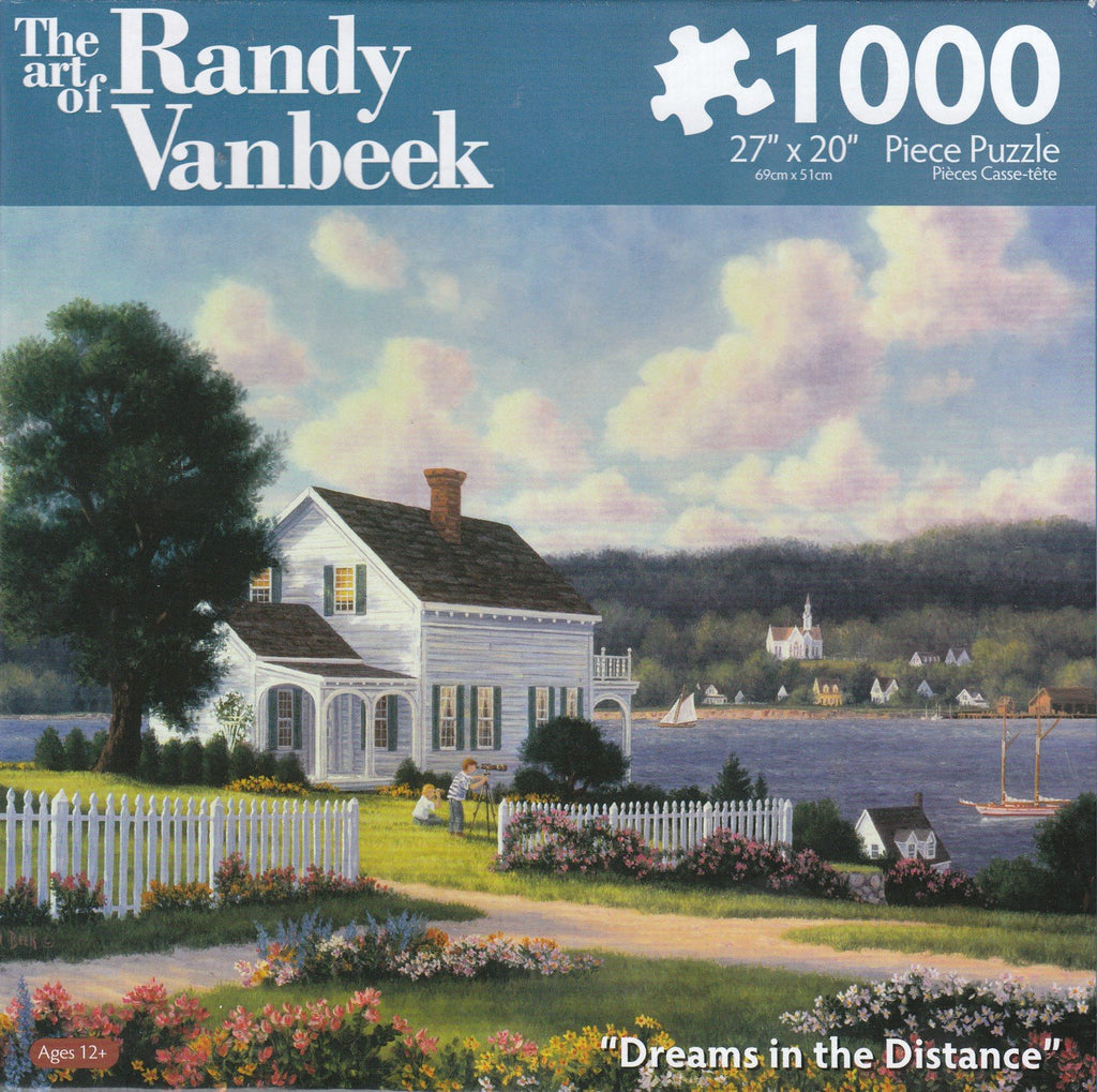 Dreams in the Distance 1000 Piece Puzzle