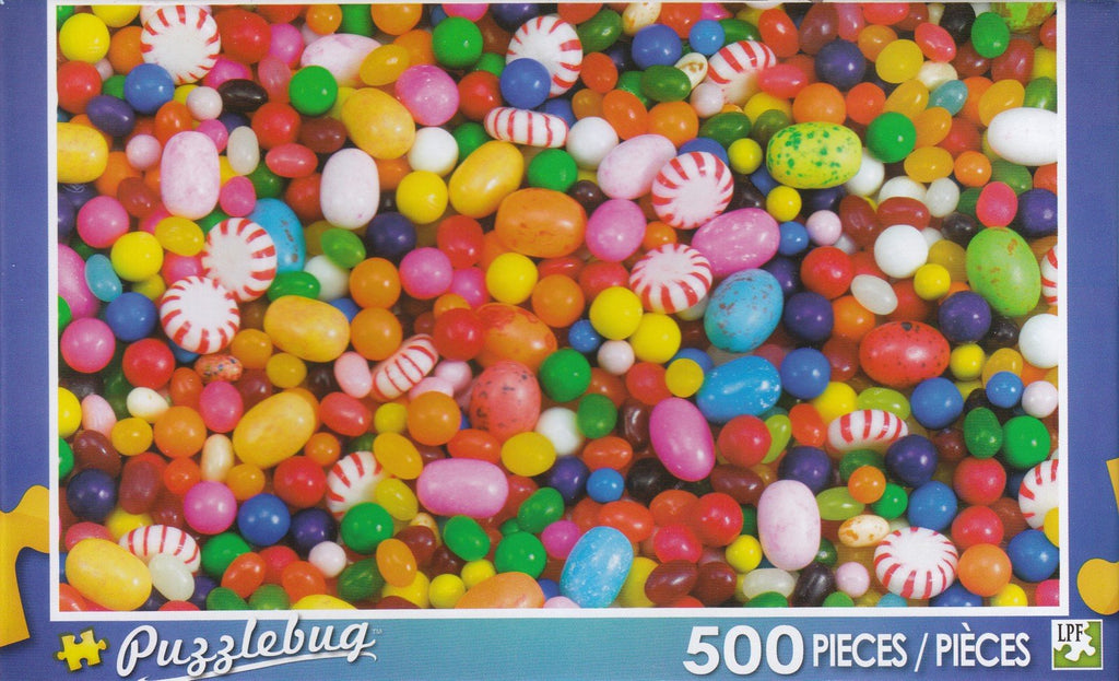 Puzzlebug 500 - Candy Explosion
