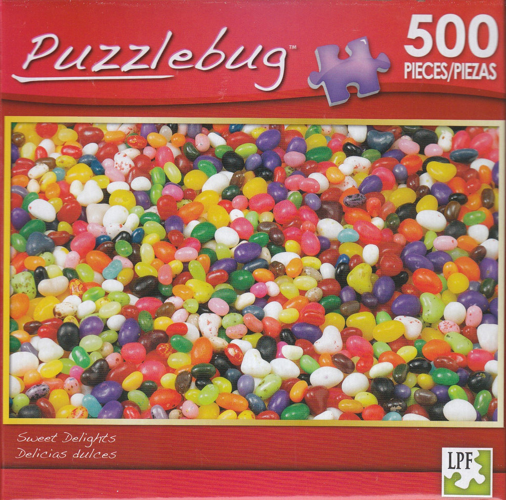 Puzzlebug 500 - Sweet Delights