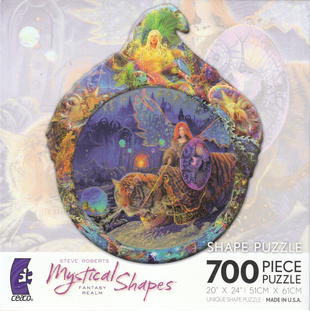 Emerald City 700 Piece Puzzle