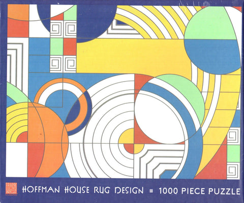 Hoffman House Rug Design 1000 Piece Puzzle