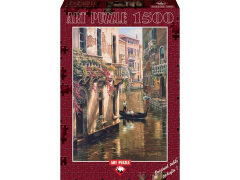 Afternoon Chat 1500 Piece Puzzle