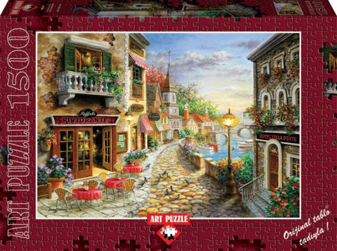 Invitation To Dine 1500 Piece Puzzle