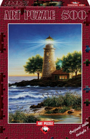 Beacon Of Joy 500 Piece Puzzle
