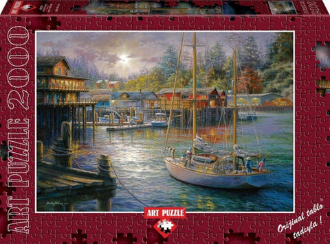 Harbor 2000 Piece Puzzle