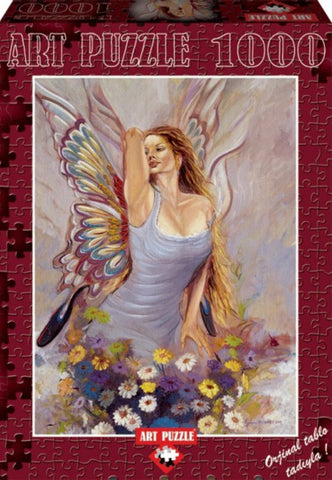 Angel 1000 Piece Puzzle