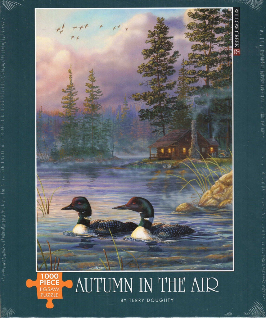 Autumn in the Air 1000 Piece Puzzle