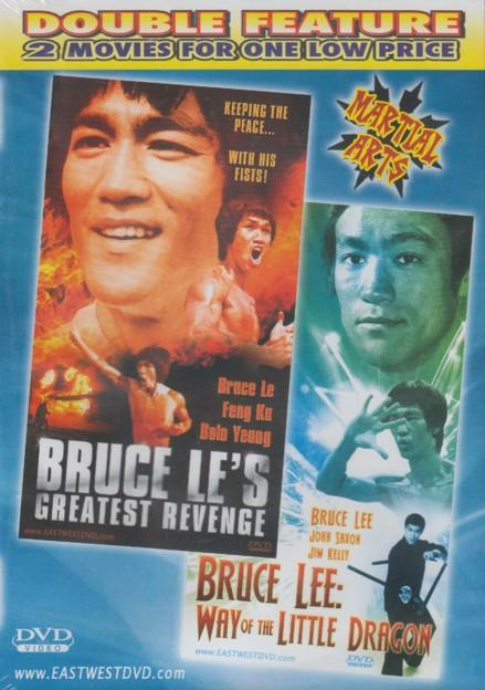 Way Of The Little Dragon / Bruce Le's Greatest Revenge