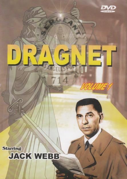 Dragnet Volume 1 [Slim Case]