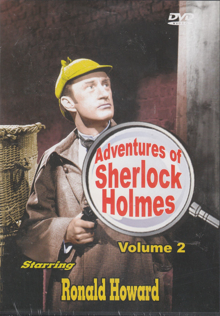 Adventures Of Sherlock Holmes, Volume 2 [Slim Case]