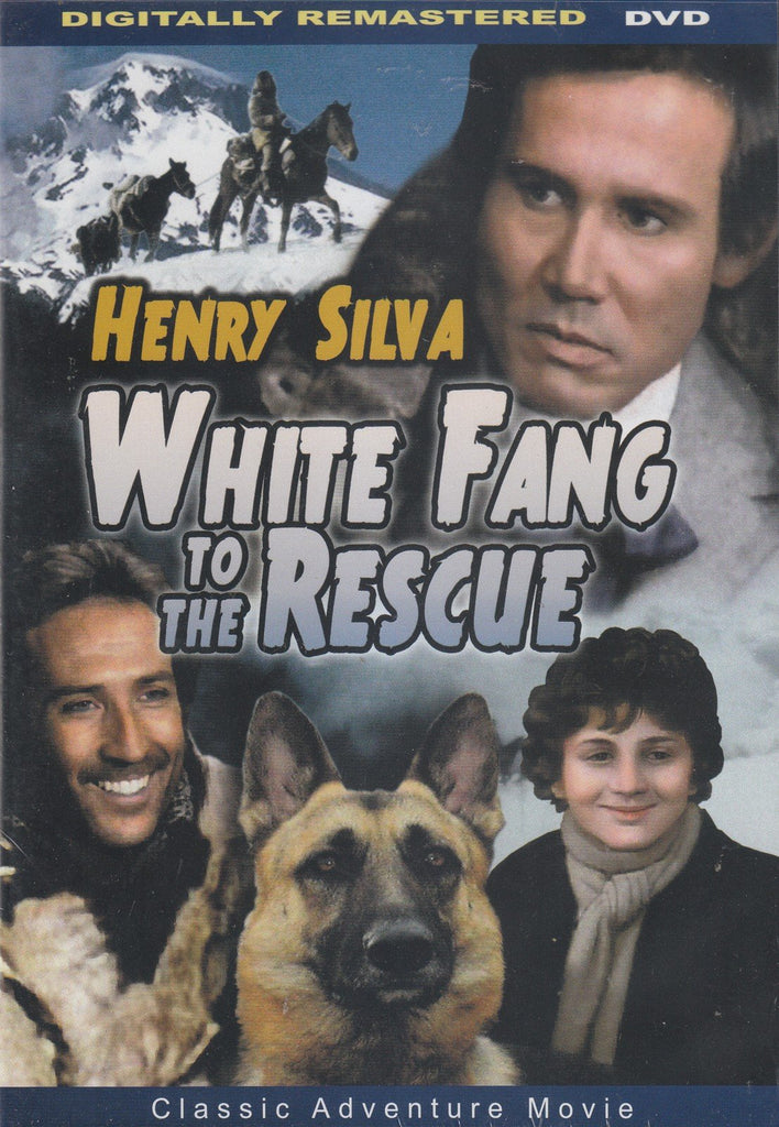 White Fang To The Rescue [Slim Case]