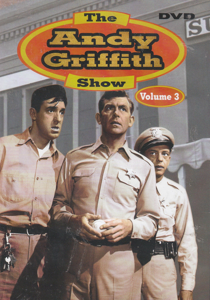 Andy Griffith Show, Volume 3 [Slim Case]