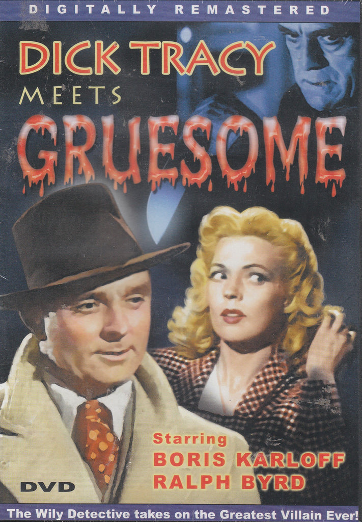 Dick Tracy Meets Gruesome [Slim Case]