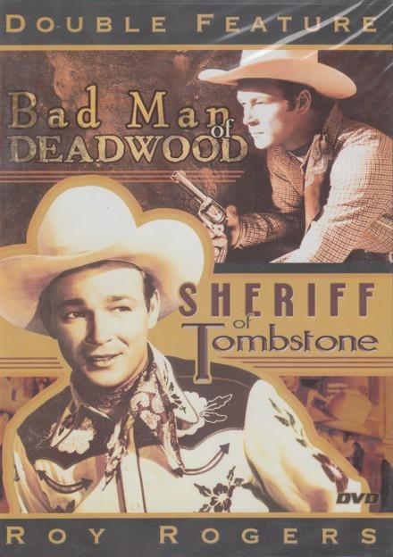 Bad Man Of Deadwood / Sheriff Of Tombstone [Slim Case]