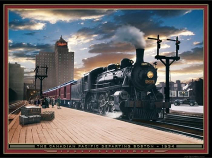 Canadian Pacific 750 Piece Puzzle