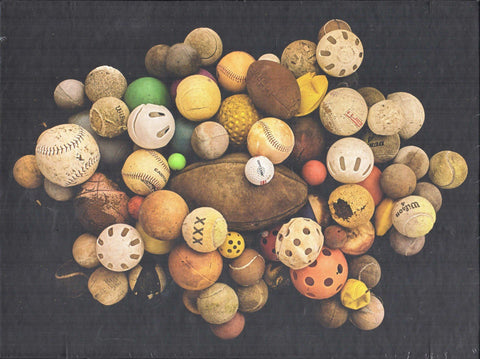 Beached Balls 1000 Piece Puzzle