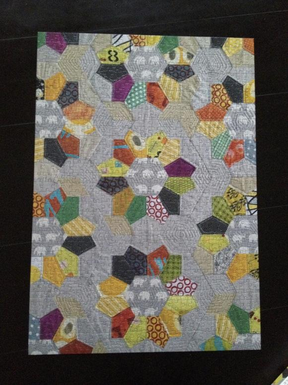 Fresh Quilting Puzzle - 759 Piece