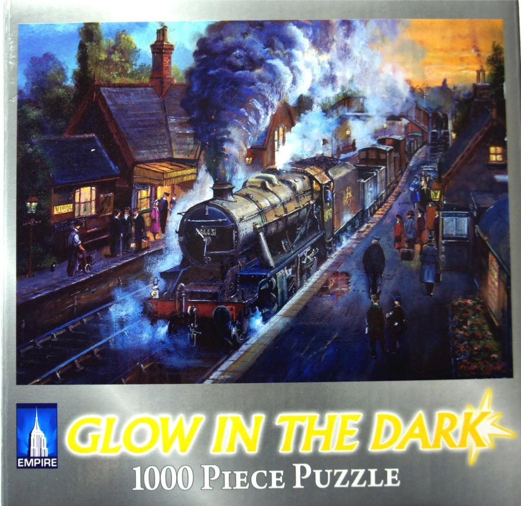 Let's Go 1000 Piece Puzzle