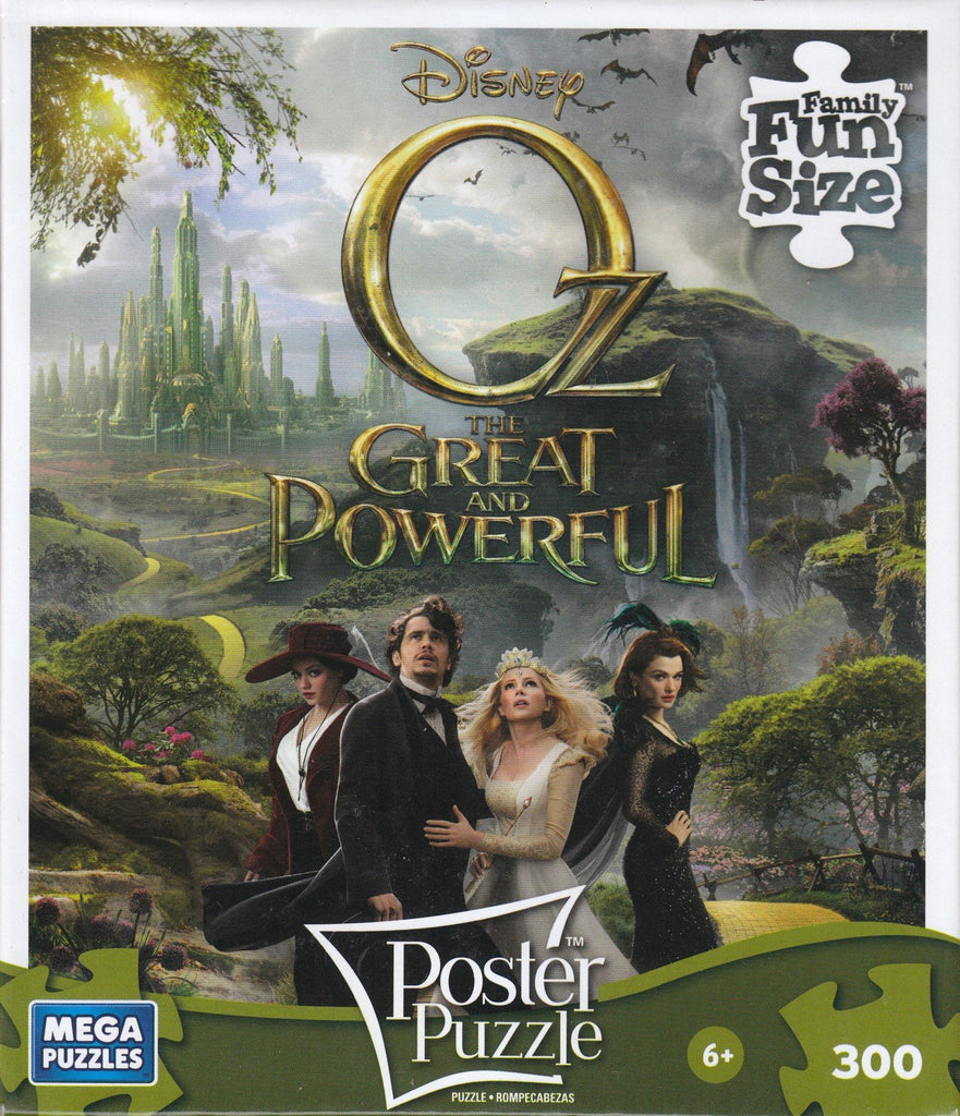 Great and Powerful Oz 300 Piece Flitterbyes Puzzle