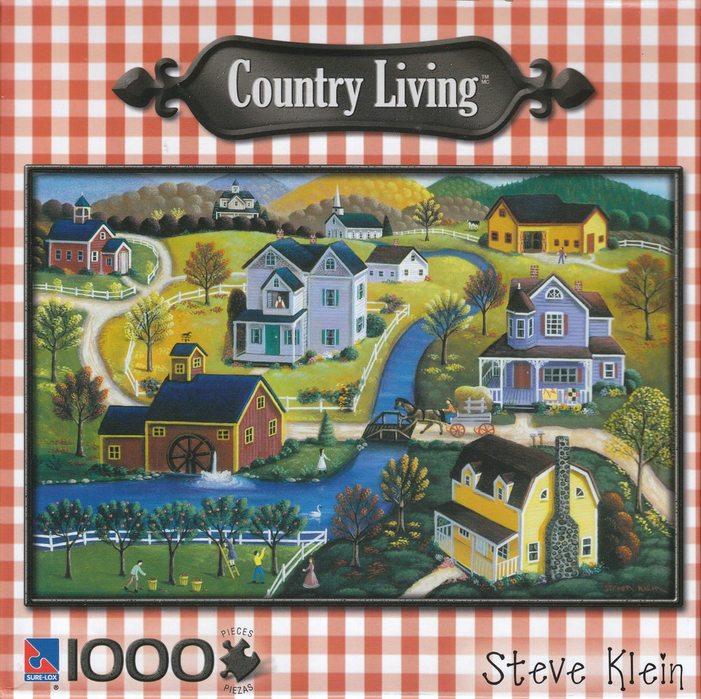 Apple Orchard 1000 Piece Puzzle