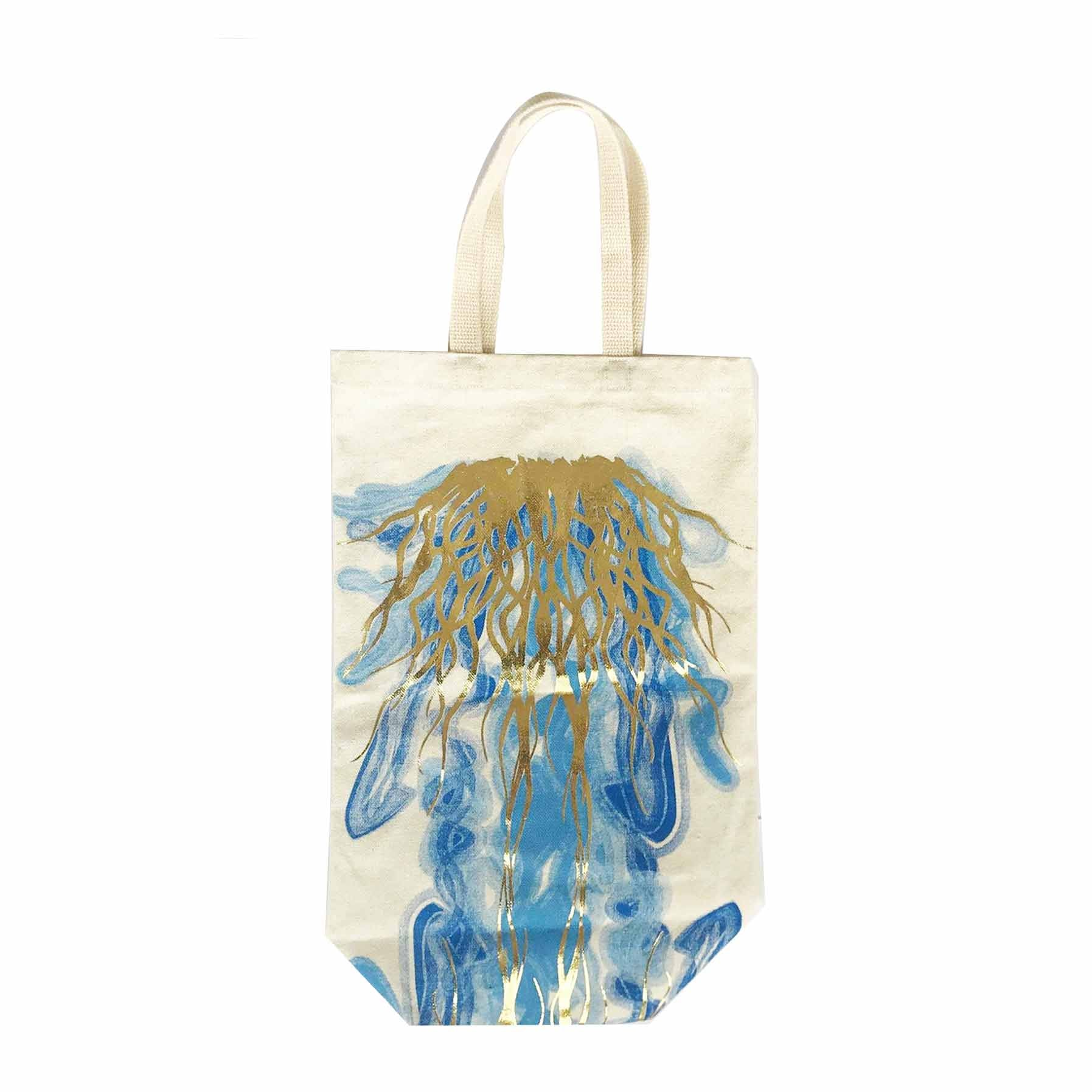Claribel Earth Wine Bag - Ocean