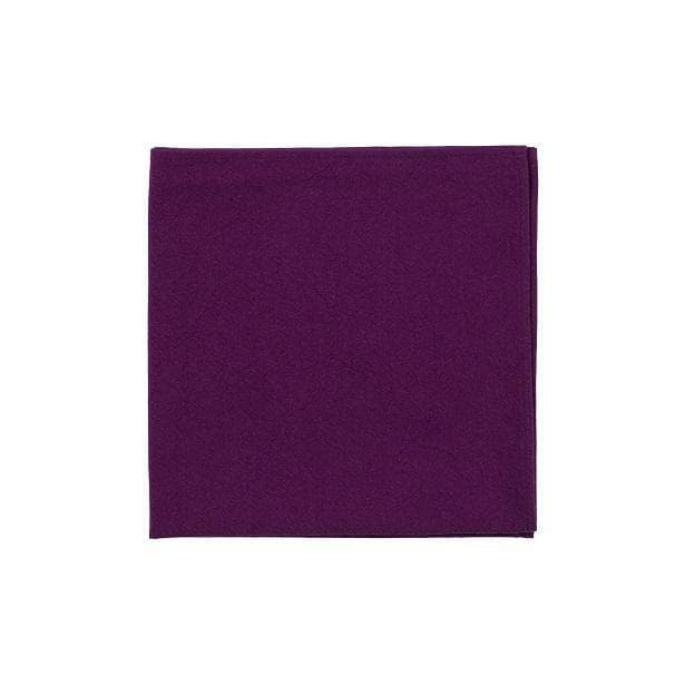 Cotton Napkin Plum