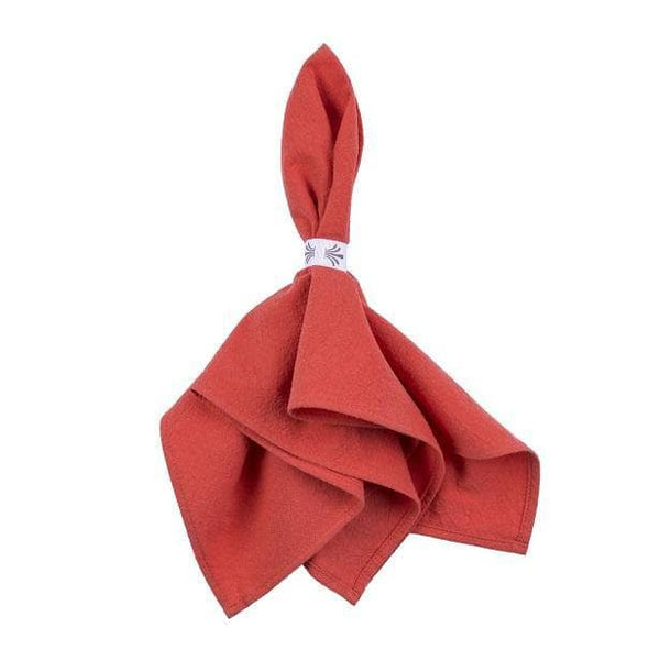 Cotton Napkin Coral