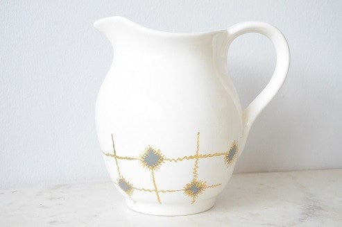 Signature Ceramic Pitcher