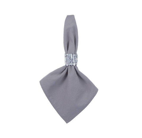 Cotton Napkin Grey