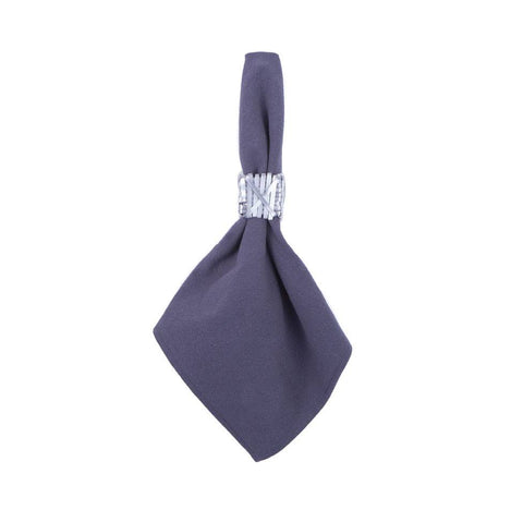 Cotton Napkin Steel Blue