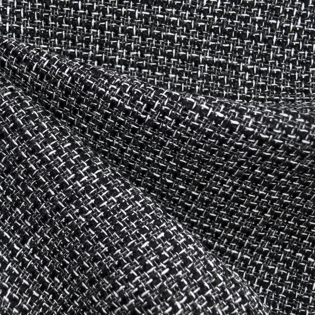 Tweed Boucle Black/White/Grey - Sold Out - Style Maker Fabrics