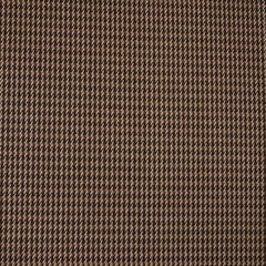 Mini Houndstooth Suiting Brown/Beige - Fabric - Style Maker Fabrics
