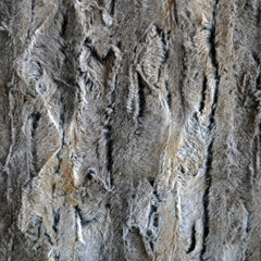 Plush Faux Fur Taupe/Grey - Fabric - Style Maker Fabrics