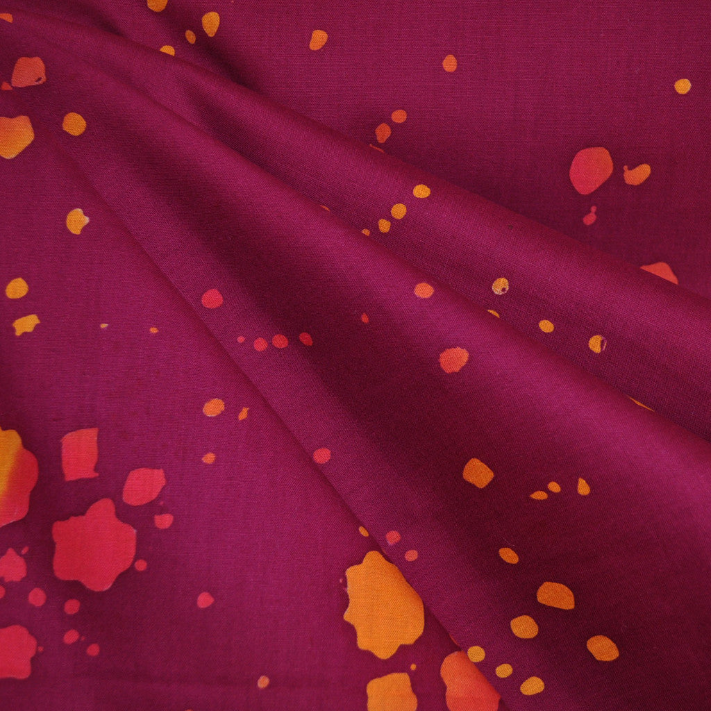 Handcrafted Cotton Bouquet Ruby - Sold Out - Style Maker Fabrics