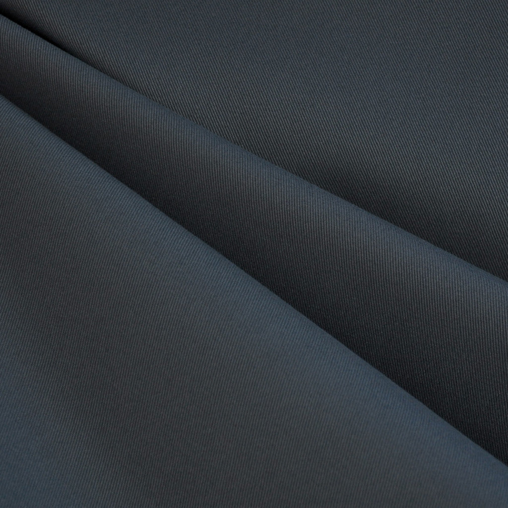 Montauk Twill Charcoal SY - Sold Out - Style Maker Fabrics