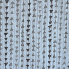 Embrace Double Gauze Arrow Natural SY - Sold Out - Style Maker Fabrics