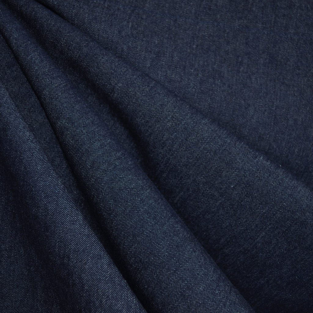 Washed Indigo Denim 8 Oz - Fabric - Style Maker Fabrics