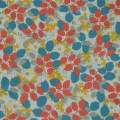 London Calling Lawn Foliage Autumn - Fabric - Style Maker Fabrics
