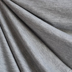 Jersey Knit Solid Light Heather Grey - Sold Out - Style Maker Fabrics
