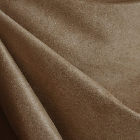 Luxury Faux Suede Cappuccino