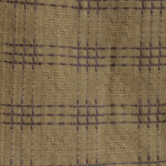 Woven Shirting Plaid Goldenrod - Fabric - Style Maker Fabrics